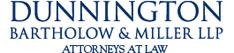 Dunnington, Bartholow & Miller LLP